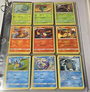 Pokemon Card 1st Generation 151/150 Complete Pokedex Set Collection Binder Lot F