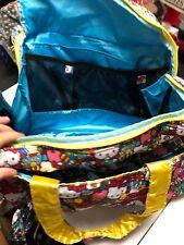 NWOT Ju-Ju-Be Hello Kitty Collection Be Prepared Diaper Bag/ Duffle Bag
