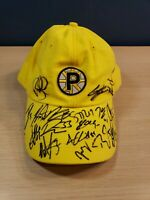 Providence Bruins Autographed Hat Signatures Signed Boston Affiliate Team