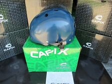 New In Box NIB CAPIX OPENER HELMET  Adult XL Blue #19