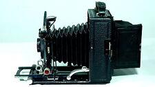 Voigtlander BERGHEIL 6x9cm. Folding Plate Camera w HELIAR 105mm f4.5 lens