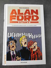 ALAN FORD STORY n° 41 (contiene i nn° 81 e 82) - MONDADORI CARTONATO - NUOVO