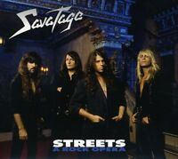 Savatage - Streets: Rock Opera [New CD] UK - Import