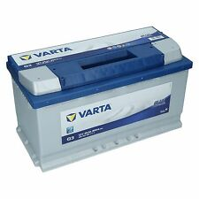 Varta G3 12V 95Ah 800A/EN Autobatterie Blue Dynamic PKW Batterie NEU