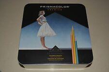 Prismacolor Premier 132 Pinturas Colored Pencils + Mezclador Blender Colorless