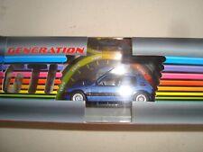 PEUGEOT 205 GTI  1600  1992  1/43 GENERATION GTI MOULE WHITEBOX