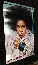 MACY GRAY original 24x36 record store promo poster 2sided Epic