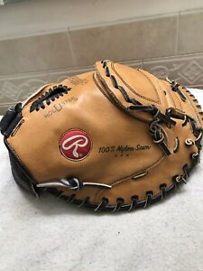 "Rawlings RMP-12SC 36"" Softball Catchers Mitt Right Hand Throw"
