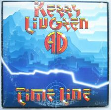 AD - Kerry Livgren - Time Line - Christian Rock LP Vinyl Record
