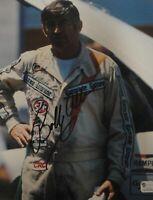 Bobby Allison Hand Signed Autographed 8x10 Photo #12 Miller GV GA 297935