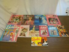 Vintage Barbie Doll Reference Identification & Price Guide Books Lot Of 11