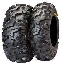 Set (2) 25-9-12 & (2) 25-11-12 ITP Blackwater Evolution 8pr Radial ATV Tires USA