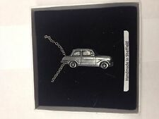 Triumph Vitesse 6 Sal. ref255 Car on Silver Platinum Plated Necklace 18""