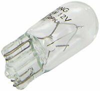 x 10 - RING 501 CAPLESS CAR SIDE / TAIL LIGHT BULB 12v 5w