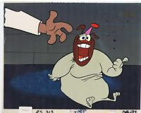Ren & Stimpy Original 1990's Production Cel Animation Art Pilot Frank