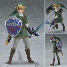 The Legend of Zelda: Twilight Princess Link Figure Figma 319 Toy Gift In Box