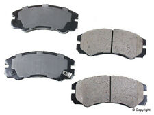 Disc Brake Pad Set fits 1991-2002 Isuzu Rodeo Trooper Amigo  MFG NUMBER CATALOG