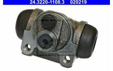 ATE Wheel Brake Cylinder Rear Right / Left for FIAT 500 24.3220-1108.3