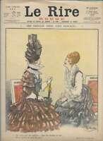 Journal Le RIRE Rouge, édition de guerre N° 79 du 20 mai 1916