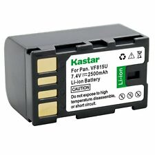 1x Kastar Battery for Jvc Bn-Vf815 Gs-Td1 Gy-Hm70U Gy