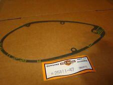 Harley Hummer Gear Cover Gasket Original OEM NOS 25411-47 125 165 175 Models
