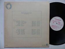 représentants Phonogram 23 juin 1972 URIAH HEEP ROUSSOS MOR MALON HEAVY CRUISER