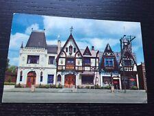Vintage Postcard Klas' Restaurant Cicero Illinois Czech Moravian Food