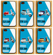 Scooter iPhone Cover, LI TV SX GP Scooter Phone Cover, fits i4 i5 i6 i7