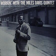 Workin' with the Miles Davis Quintet by Miles Davis/Miles Davis Quintet (Vinyl, Dec-2011, Pan Am Records)