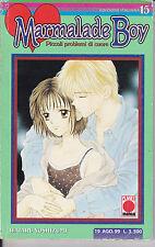 MARMALADE BOY N°15  Edizione Planet Manga