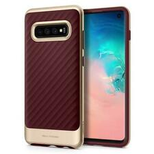 Spigen case Samsung galaxy S10+ (NEO HYBRID) color burgundy