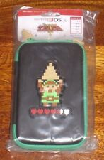 Official Legend of Zelda 3DS XL Case 8-bit Retro Limited Rare Hard Pouch BNIP