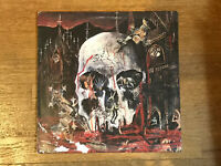 Slayer LP - South of Heaven - Def Jam Records GHS 24203 1988