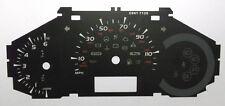 Lockwood Renault Kangoo 2008- BLACK Dial Conversion Kit C941