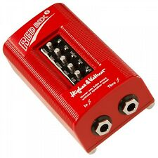 Hughes & Kettner RED BOX 5 Guitar cab simulator DI BOX