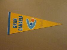 Gran Canaria Club De Baloncesto Rare Basketball Pennant