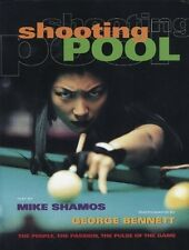 Shooting Pool: The People, the Passion, the Pulse