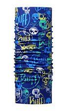 Buff High UV protection Junior Funny Skulls Dark Navy Bleu