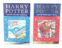 Harry Potter Books 1 & 2 Magic Edition Raincoast Bloomsbury Paperbacks