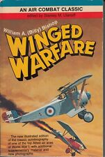 Winged Warfare William A. Bishop Air Combat Classic Series Illustrated Edition