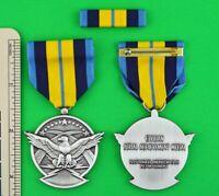 CIVILIAN AERIAL ACHIEVEMENT MEDAL & RIBBON BAR - SECRETARY OF THE AIR FORCE