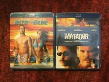 Into the Blue with Paul Walker + The Matador : 2 New Action Blu-ray Movies