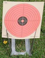 Farm Cottage Brands Field Zeroing Target Holder for 177 & 22 air pistols & rifle