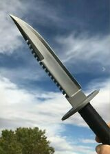 Handmade D2 Lile First Blood Tribute knife Rambo