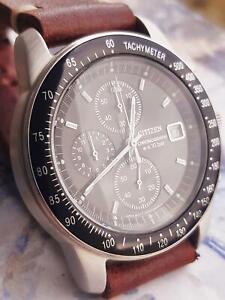 Citizen speedmaster chronograph - Very rare - vintage chronograph