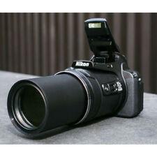 Appareils photo numériques noirs Nikon COOLPIX P900