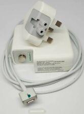 Adaptador de corriente 85W Magsafe 2 Cargador Apple MAC BOOK RETINA A1424 A139 T-Pin Reino Unido