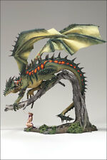 McFarlane's Dragons KOMODO CLAN DRAGON SERIES 4 Deluxe