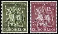 EBS Germany 1943 Goldsmiths' Society Goldschmiedekunst Michel 860-861 MNH**