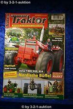 Oldtimer Traktor 12/13 Volvo T 800/810/814 Deutz F1 M 414 Alpina  Oekonom 2/4 LB